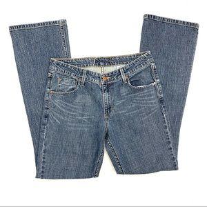 Levi's Mid Rise Bootcut Misses 10 Long Jeans
